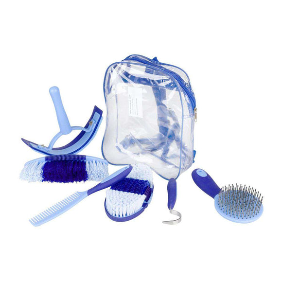 Horze Sweet Grooming Set In Carry Bag