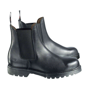 Horze Steel Toe Safety Paddock Boots