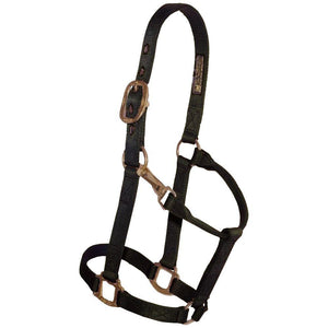 "Big ""D"" Adjustable Snap Halter"