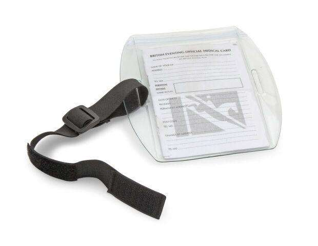 Shires Medical Card Armband