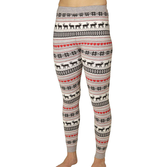 Hot Chillys' Women's Sweater Knit Printed Legging