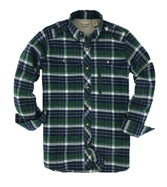 Backpacker Albacore Stretch Flannel