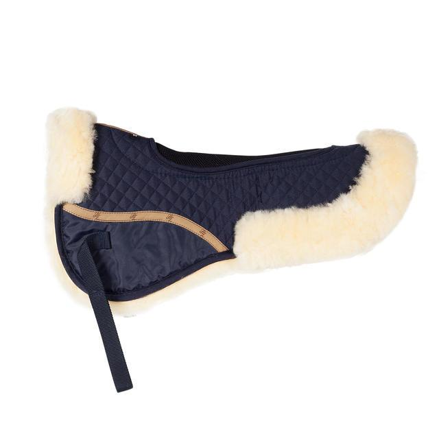 Horze Harleigh Sheepskin Rising Pad with Ventilation