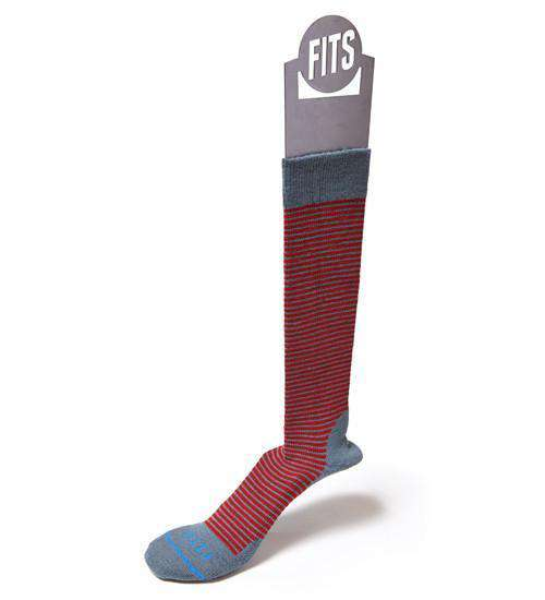 FITS Striped Casual OTC Sock, Socks, FITS Socks, One Stop Equine Shop - One Stop Equine Shop