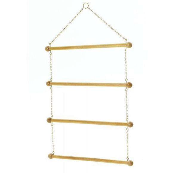 Equi-Essentials Wooden 4-Bar Blanket Rack