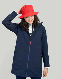 Joules Westport Soft Shell Waterproof Coat