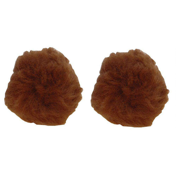 Ovation Europa Sheepskin Ear Plugs 3 Pack