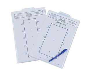 Shires Learner Dressage Test Board