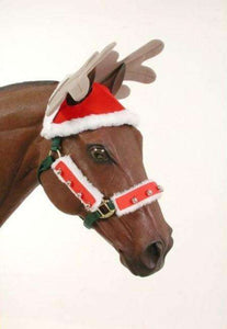 JT International Holiday Reindeer Cap