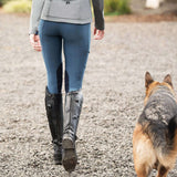 Irideon Kids' Issential Cargo Tight, Knee Patch Tights, Irideon, One Stop Equine Shop - One Stop Equine Shop