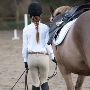Irideon Kids' Hampshire Breech, Full Seat Breeches, Irideon, One Stop Equine Shop - One Stop Equine Shop