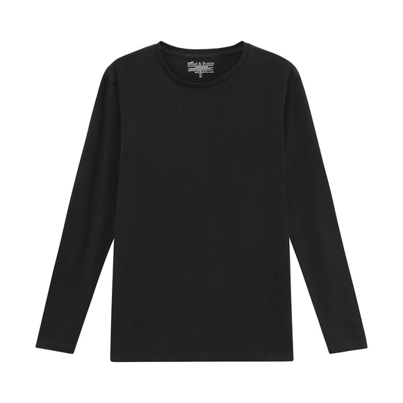 Daily Bread and Boxers Long Sleeve Crew-Neck