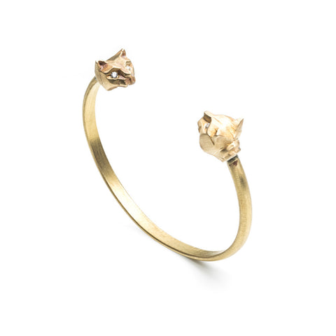 ANGULAR CAT CUFF