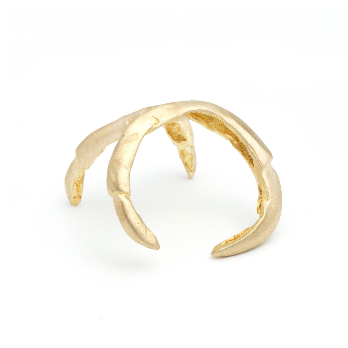 SMALL CLAW RING
