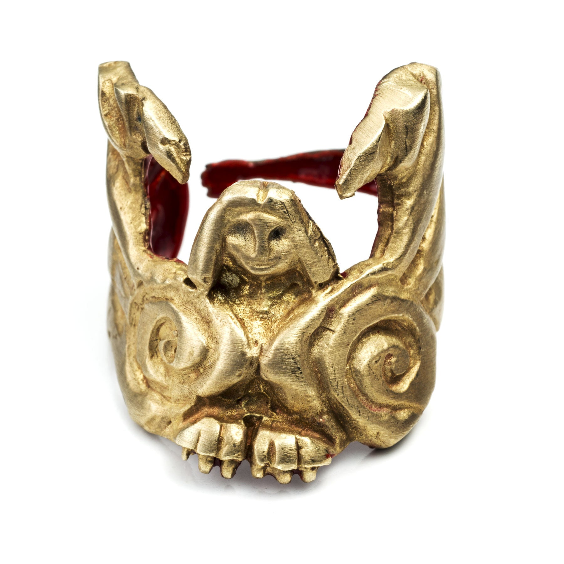 ETRUSCAN SPHINX RING