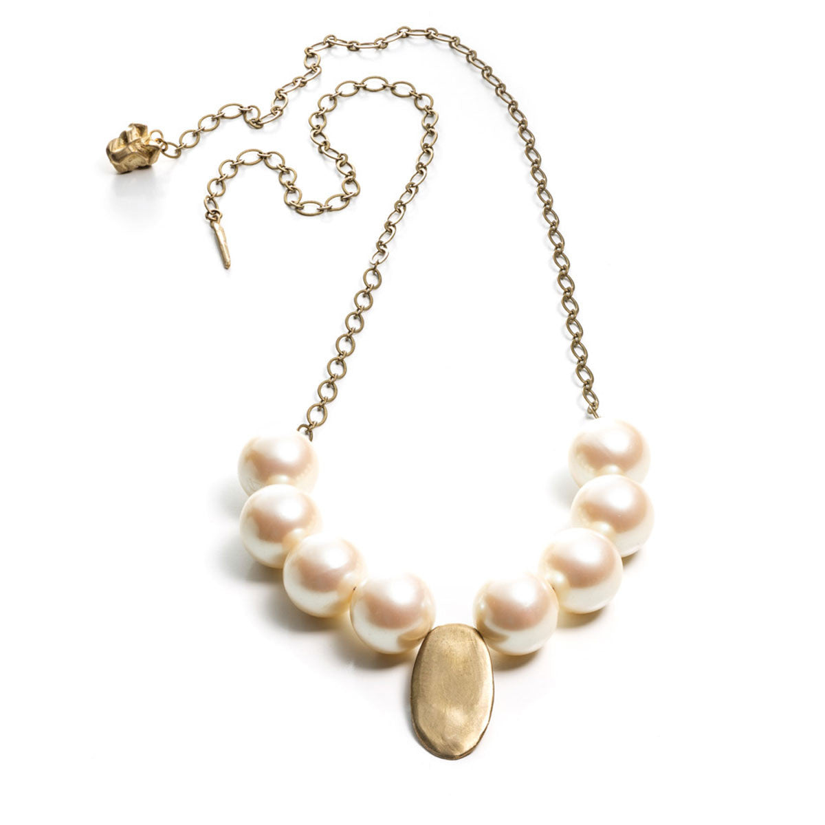 LARGEST PEARLS AND OVAL