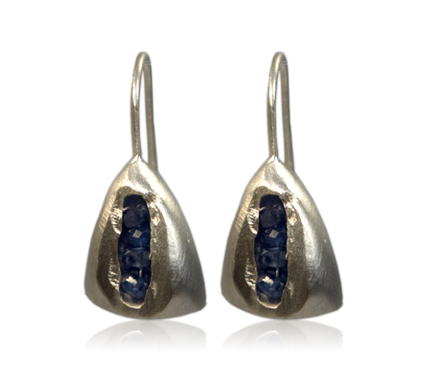 BELLS WITH SAPPHIRES