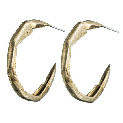 Copy of Large Claw Earrings