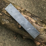 10 inches Custom Handmade Damascus Steel Blank Billet For Knife Making