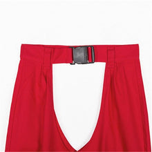 Load image into Gallery viewer, Scarlett Letter Cut Out Buckle Pants