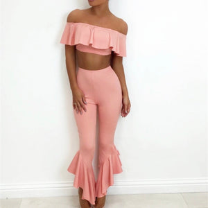 CHA CHA Two-Piece Pant Set SALE