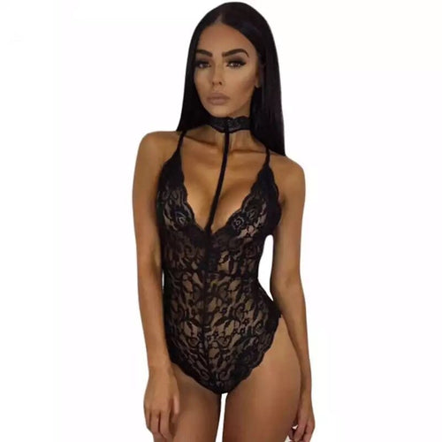 Wild For You Laced Bodysuits