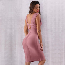 Load image into Gallery viewer, Femme Fatale Bandage Dress