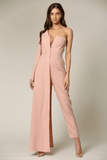 Bea- One Shoulder Jumpsuit
