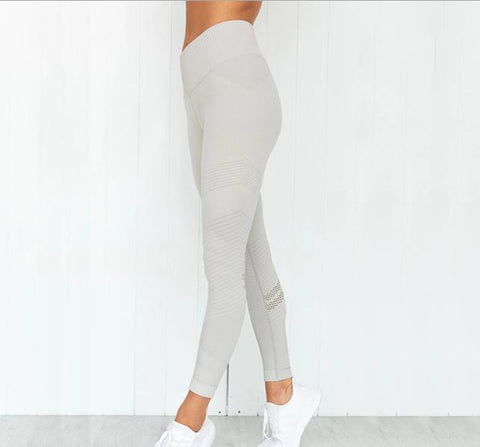 Jeliana - Women's Activewear Leggings