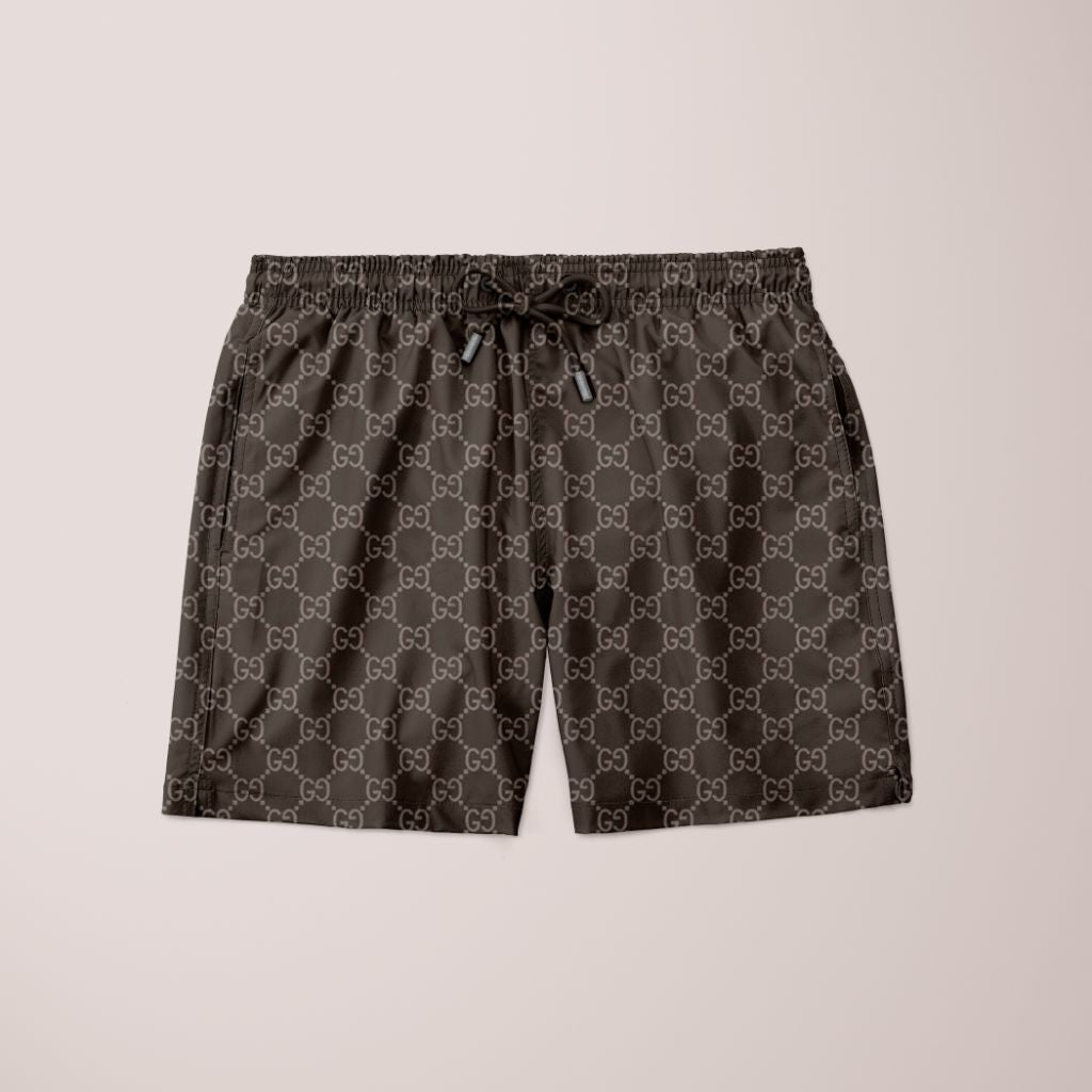 Chain Pattern Shorts