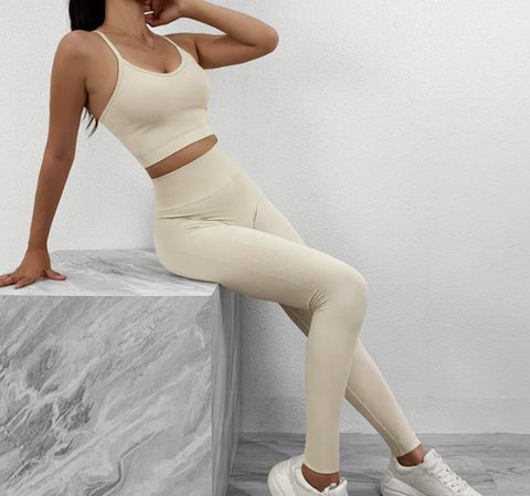Avabelle - Women's Activewear Set