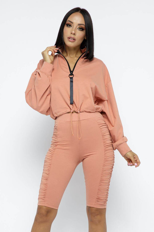 Risika - Super cozy set of Top and Bottom 1