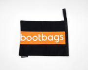 BOOTBAGS ULTRA - BLACK & VIBRANT ORANGE
