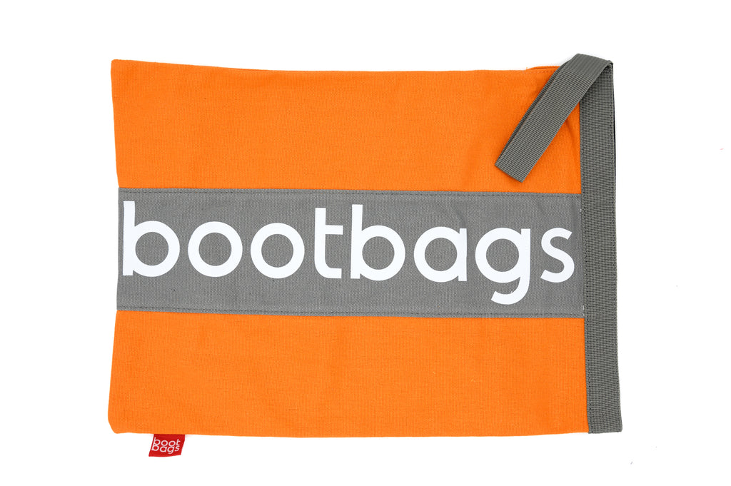 Bootbags Originals - Orange and Grey