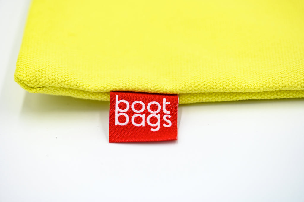 Bootbags Originals - Yellow and Black