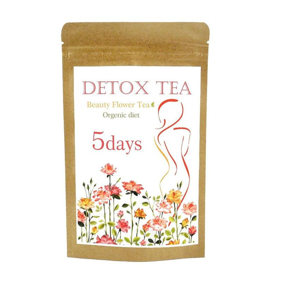 5pcs Skin and Organ Detox Tea Bag