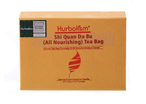 Hurbolism Anti-Fatigue Tea