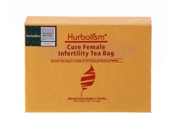 Hurbolism Female Infertility  Cure Tea
