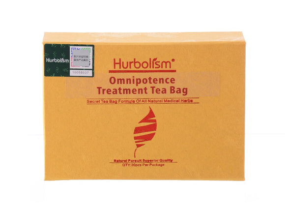 Hurbolism General Malaise Detox Tea