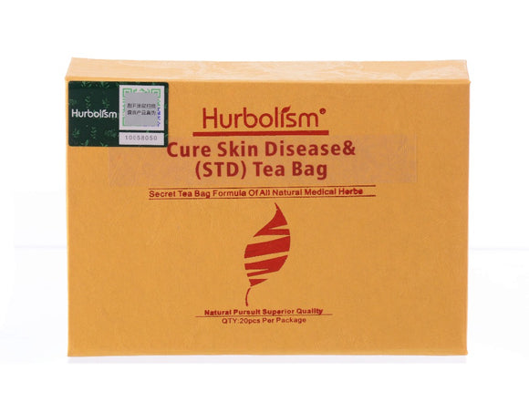 Hurbolism TCM STD Cure Tea