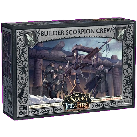 A Song of Ice & Fire Builder Scorpion Crew