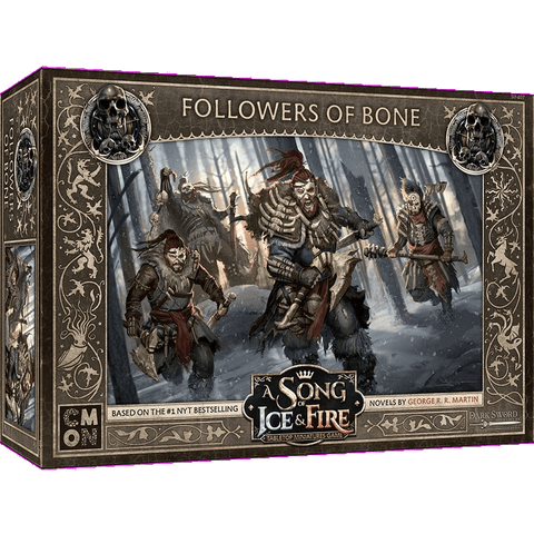 A Song of Ice & Fire Free Folk Followers of Bone
