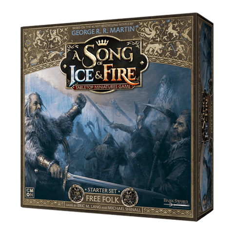 A Song of Ice & Fire Starter Set Free Folk