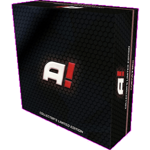 Front cover of the box of Aristeia! Collector's Limited Edition