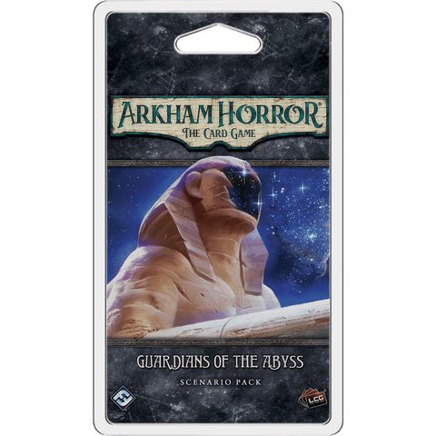 Arkham Horror: The Card Game: Guardians of the Abyss Scenario Pack