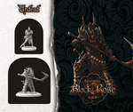 Black Rose Wars with Hidden Thorns Expansion & Constructs, Undead, Demons Summonings