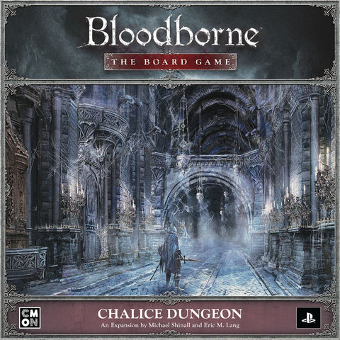 Bloodborne: The Board Game Chalice Dungeon Expansion