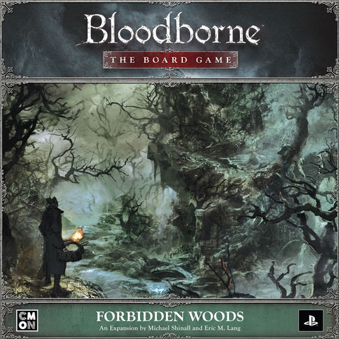 Bloodborne: The Board Game Forbidden Woods Expansion