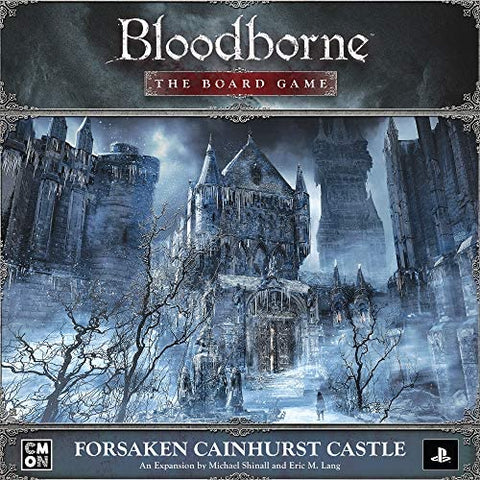 Bloodborne: The Board Game Forsaken Cainhurst Castle Expansion
