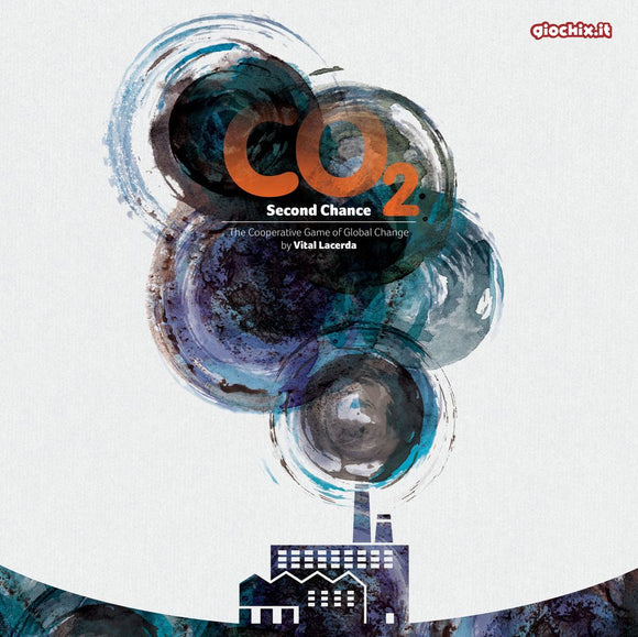 Front cover of the box of CO2 Second Chance